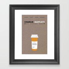 Charlie Bartlett Framed Art Print