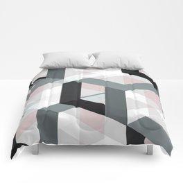 geometric 11 Comforters