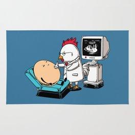 Ultrasound Scans Rug