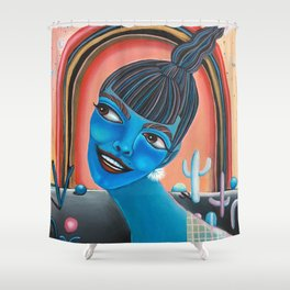 Starla Shower Curtain