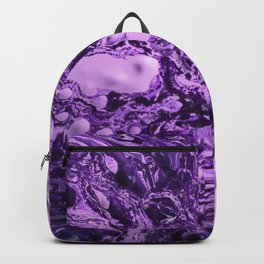 Pour Number 6:  Purple Passion Backpack