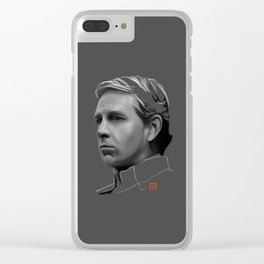 Orson Krennic: sketch-painting Clear iPhone Case