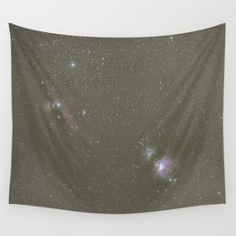 Orion objects Wall Tapestry