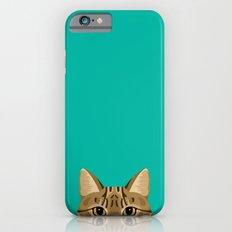 Tabby Cat Slim Case iPhone 6