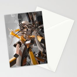 Form Exploration 3B Stationery Cards
