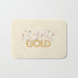 gypsy GOLD Bath Mat