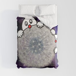 Fly with the dandelion Comforters