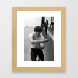 Taylor Intensive 7 Framed Art Print