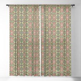 Ferns Sheer Curtain