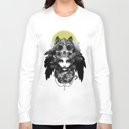 The Marquis Marchosias  Long Sleeve T-shirt