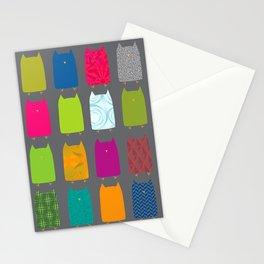 Owl-y Brights Stationery Cards