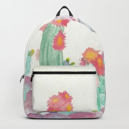 Pretty And Prickly Backpack