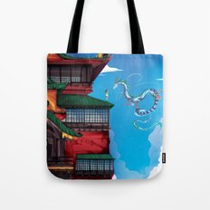 I know your name. Tote Bag