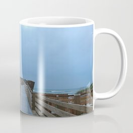 Dreary Days and Getaways Coffee Mug