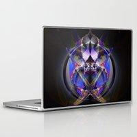 ninja Laptop & iPad Skins featuring Ninja by Robin Curtiss