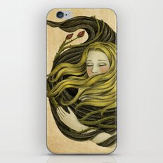 An Embrace iPhone & iPod Skin