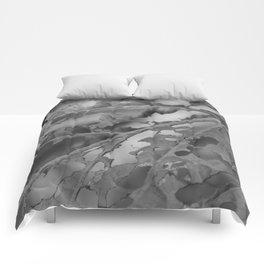 Crackle Leaf Comforters
