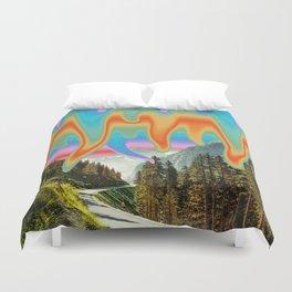 Meltcolors Duvet Cover
