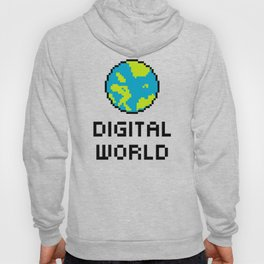 Digital World Hoody