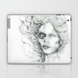 Wisp Skull Laptop & iPad Skin