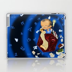 20 sided dice Laptop & iPad Skin