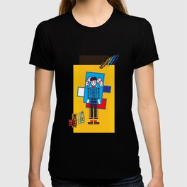 Mime's life is a cycle T-shirt