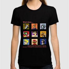 Ready Made Productions Promo Poster 2015 T-shirt