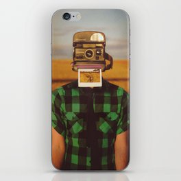 I See What You See iPhone Skin