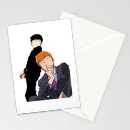 mob psycho 100 Stationery Cards