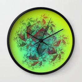 simply creative Wall Clock