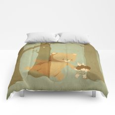 Oso Follow Me Comforters