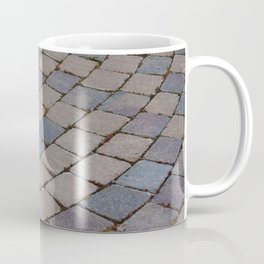 Brick Cobble Stone Path Coffee Mug