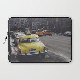 Taxi Laptop Sleeve