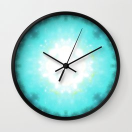 LIGHT IN THE DARK Wall Clock