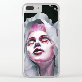 Absolution Clear iPhone Case
