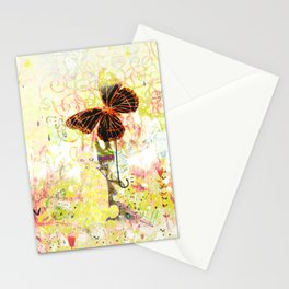 les lapins Stationery Cards