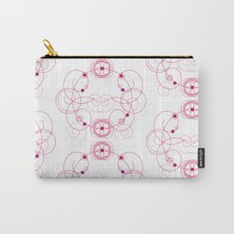 A perfect circle Carry-All Pouch