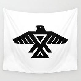 Anishinaabe Ojibwe Thunderbird flag Wall Tapestry