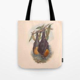 Grey-headed Flying Fox Tote Bag
