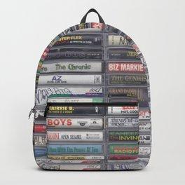 Old 80's & 90's Hip Hop Tapes ver. 7 Backpack