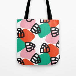 Jumping Jellies Tote Bag