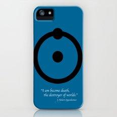 Dr, Manhattan iPhone (5, 5s) Slim Case