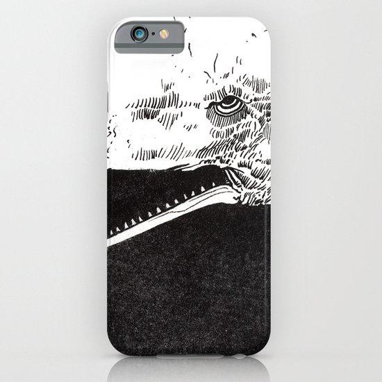 Leviathan iPhone & iPod Case