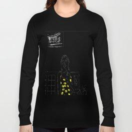 Sunflower Girl Long Sleeve T-shirt