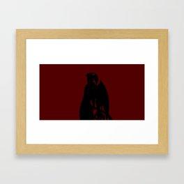 Devilman Crybaby Framed Art Print