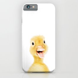 Little Duckling iPhone Case
