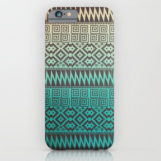 Pixel Pattern iPhone & iPod Case