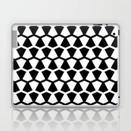 Graphic_Black&White #5 Laptop & iPad Skin