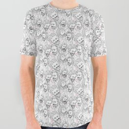He's Neat All Over Graphic Tee