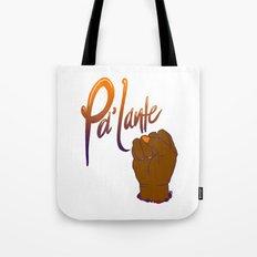 Pa'lante Tote Bag